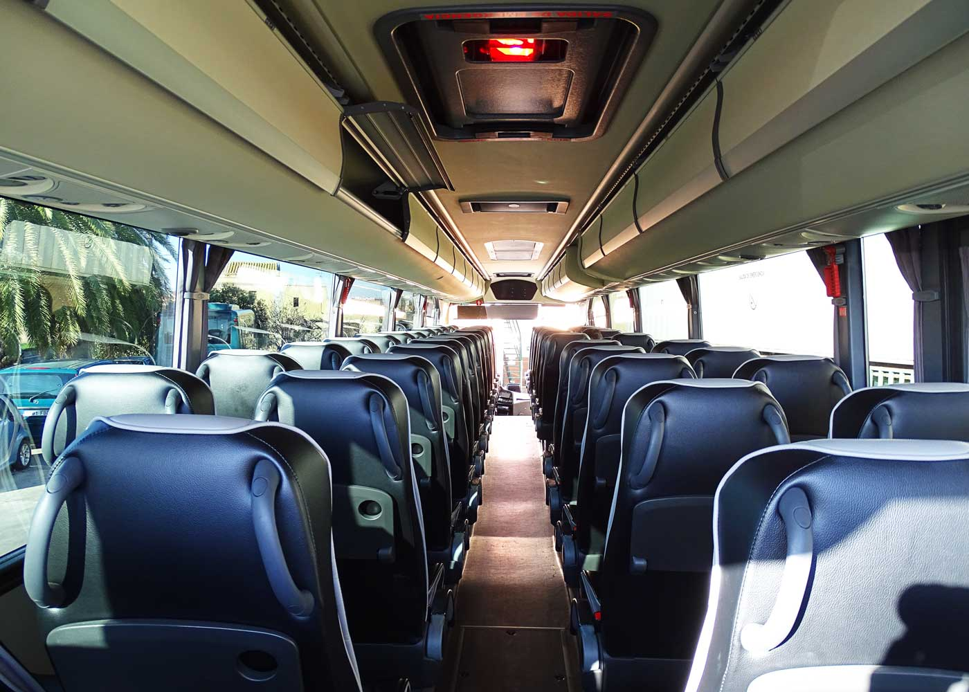 Autocares Rodrigo | Flota Autobuses 55 plazas