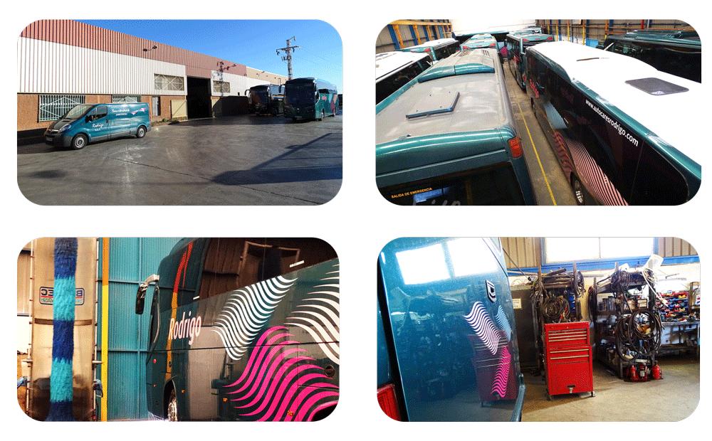 Autocares Rodrigo | Instalaciones en Valencia