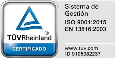 Autocares Rodrigo | Certificado TUV
